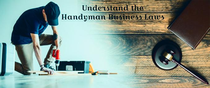 Handyman Business Laws